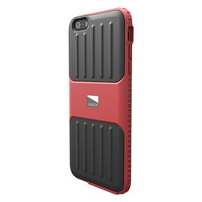 Powell Case for Apple iPhone 6/6s Plus (Black)