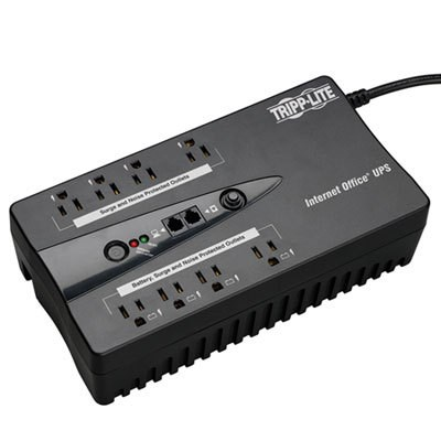 550VA 300W Uninterruptable Power Supply - INTERNET550SER