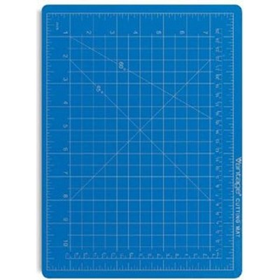 Vantage 10692 Self-Healing 18` x 24` Blue Cutting Mat