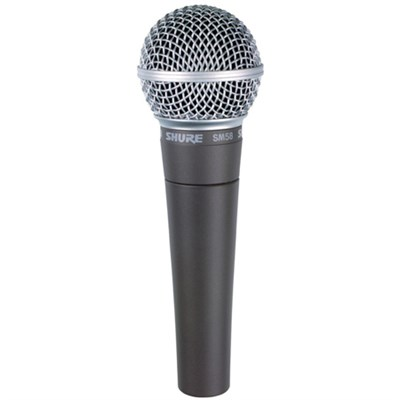 Cardioid Dynamic Vocal Microphone with Cable (SM58-CN)