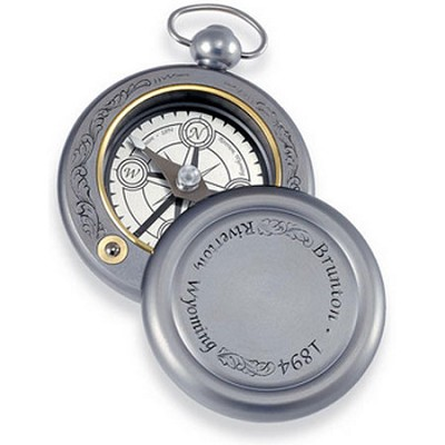 Gentleman's Pocket Compass - F-1894DWB