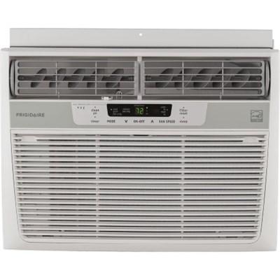 FFRE1233S1 12,000 BTU 115V Compact Window Air Conditioner w/ Remote Control