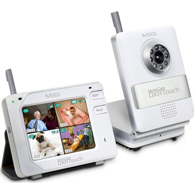 DXR Premium Home/Office Surveillance System with 3.5` Touchscreen