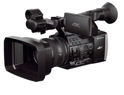 FDR-AX1 Digital 4K Video Camera Recorder - OPEN BOX