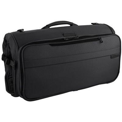 375-4 Baseline 22` Compact Garment Bag - Black