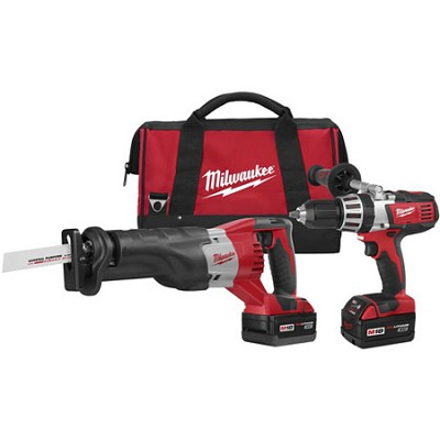 2690-22 M18 Cordless LITHIUM-ION 2-Tool Combo Kit