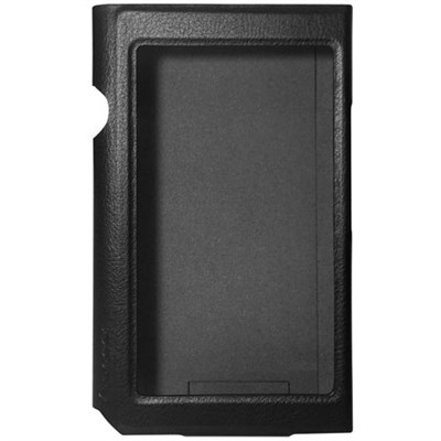 Black Leather Case XDP-APU300 for XDP-300R Audio Player