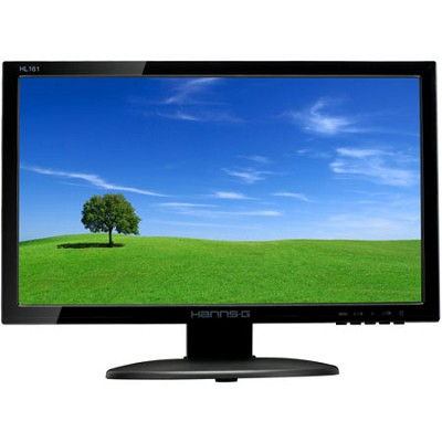 16-Inch Widescreen LED Monitor (HL161ABB)