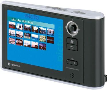 MEV30K - 30GB gigabeat V Series Portable Media Player (video/photo/Music)