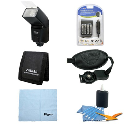 Value Flash Kit for Nikon SLR Digital Cameras