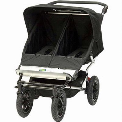 Urban Double Jogging Stroller, Black Discontinued