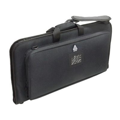 25` Homeland Security Covert Gun Case, Black - PVC-MC25B