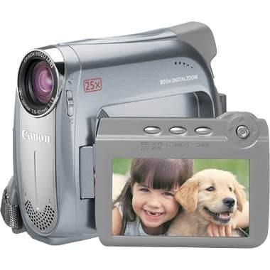 ZR500 Mini-DV Digital Camcorder