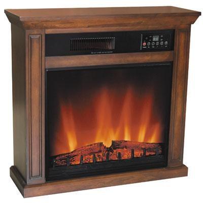CG Ainsley Quartz Fireplace