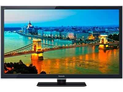 47 inch VIERA Class ET5 3D LED Panel HDTV 4 Glasses - OPEN BOX - PICK UP ONLY