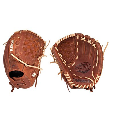 Fastpitch Softball Century Series 12-inch Softball Glove (Right-Hand Throw)