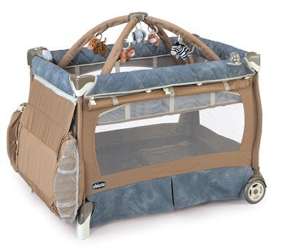 Lullaby LX Playard - Atmosphere
