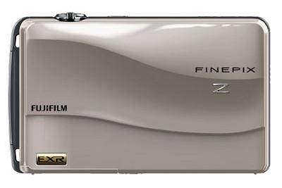 FINEPIX Z700EXR 12 MP Digital Camera (Silver)