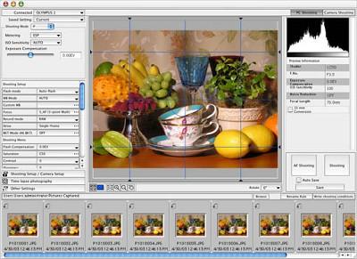 Studio Capture Software for Windows and Macintosh