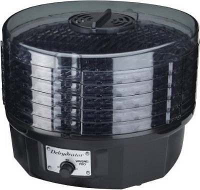 DHR20 240-Watt 5-Tray Food Dehydrator