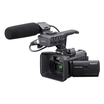 HXRNX30U NXCAM Palm Size Camcorder