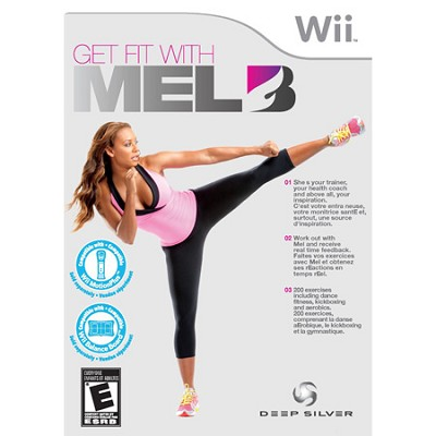 Get Fit with Mel B for Nintendo Wii