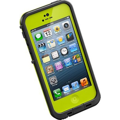 fre iPhone Case for the iPhone 5 - Lime