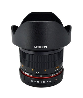 FE14M-C 14mm f/2.8 IF ED MC Aspherical Super Wide Angle Lens for Canon