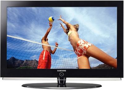 LN-S5296D - 52` High Definition 1080p LCD TV w/ Digital CableCard Slot (DCR)