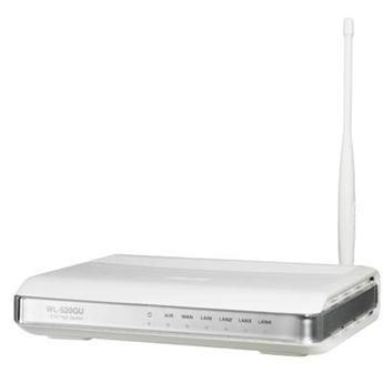 WL-520gU Wireless Router