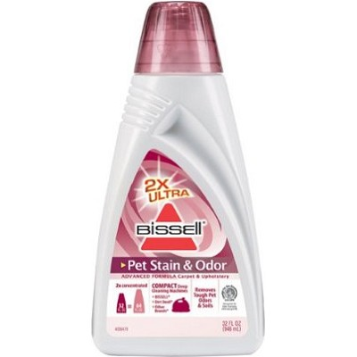 2X Pet Stain and Odor Advanced Formula