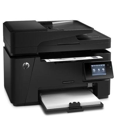 M127FW Wireless Monochrome Laserjet Printer with Scanner and Copier - OPEN BOX