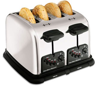 Extra-Wide Slot Toaster - Classic