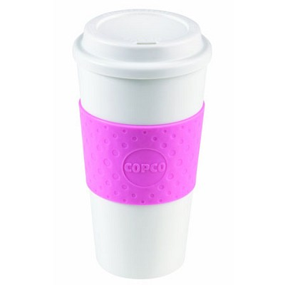 Acadia Travel Mug, 16-Ounce, Bubble Gum 2510-9920