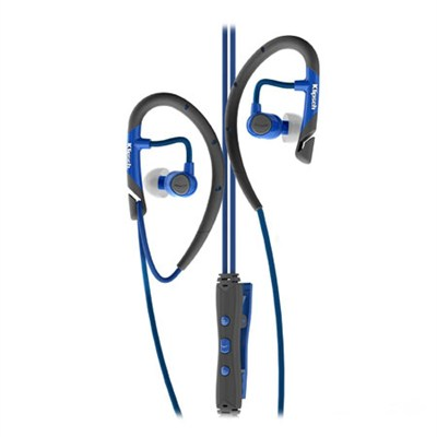 AS-5i Sweat Resistant In-Ear Headphones (Blue)
