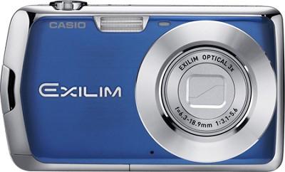 Exilim S5 10MP 2.7` LCD Digital Camera (Blue)