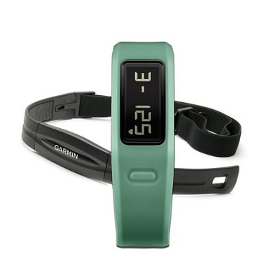 Vivofit Fitness Band Bundle Heart Rate Monitor (Teal)