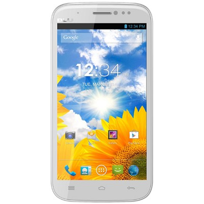 Life View Android 4.2 Jelly Bean 4 G 5.7-Inch Unlocked Smartphone (White)