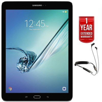 Galaxy Tab S2 9.7` Tablet Super AMOLED 32GB + R6 Earbuds + Extended Warranty