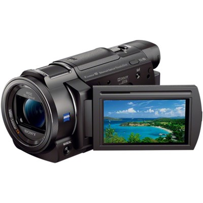 FDR-AX33/B - 4K Camcorder with 1/2.3` Sensor (Black) - ***AS IS***