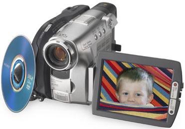 Handycam DCR-DVD301 DVD Digital Camcorder