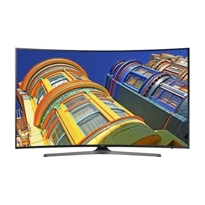 49` Class KU6500 6-Series Curved 4K Ultra HD TV