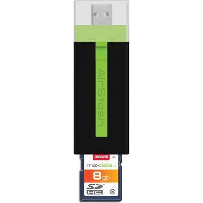 8 GB AirStash Expandable Capacity Wireless Flash Drive