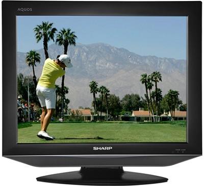LC-20S7U - AQUOS 20` LCD Flat Panel TV