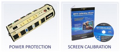 HDTV Calibrate & Protect Bundle