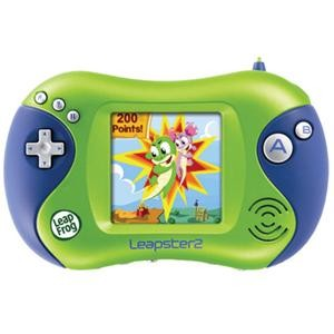Leapster 2 Learning Game System - Green