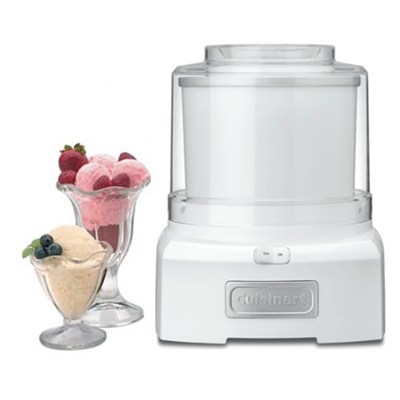 Frozen Yogurt-Ice Cream & Sorbet Maker 1.5 Quarts (Certified Refurbished)