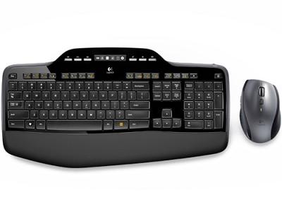 MK710 Wireless Desktop Keyboard & Mouse