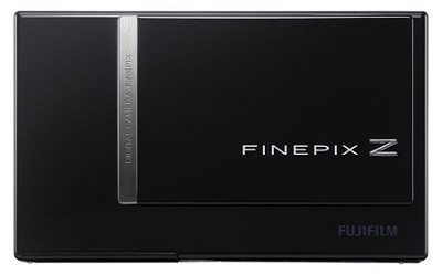 FINEPIX Z200fd 10 MP Digital Camera (Black)