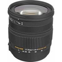 17-70mm f/2.8-4 DC Macro HSM Lens for Sony/Minolta Digital Cameras